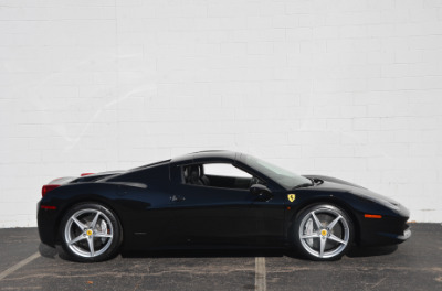 Used 2013 Ferrari 458 Spider Used 2013 Ferrari 458 Spider for sale $199,900 at Cauley Ferrari in West Bloomfield MI 18
