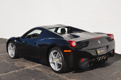 Used 2013 Ferrari 458 Spider Used 2013 Ferrari 458 Spider for sale $199,900 at Cauley Ferrari in West Bloomfield MI 21