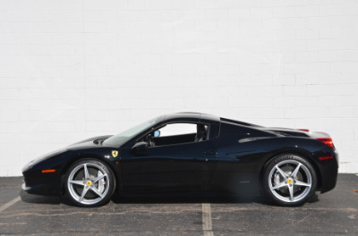 Used 2013 Ferrari 458 Spider Used 2013 Ferrari 458 Spider for sale $199,900 at Cauley Ferrari in West Bloomfield MI 22