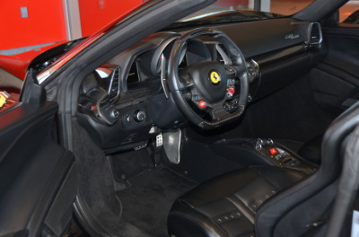 Used 2013 Ferrari 458 Spider Used 2013 Ferrari 458 Spider for sale $199,900 at Cauley Ferrari in West Bloomfield MI 29
