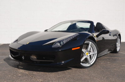 Used 2013 Ferrari 458 Spider Used 2013 Ferrari 458 Spider for sale $199,900 at Cauley Ferrari in West Bloomfield MI 55