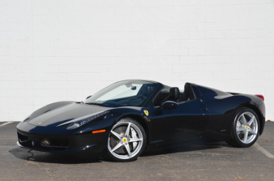 Used 2013 Ferrari 458 Spider Used 2013 Ferrari 458 Spider for sale $199,900 at Cauley Ferrari in West Bloomfield MI 56