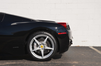 Used 2013 Ferrari 458 Spider Used 2013 Ferrari 458 Spider for sale $199,900 at Cauley Ferrari in West Bloomfield MI 59