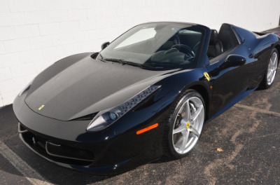 Used 2013 Ferrari 458 Spider Used 2013 Ferrari 458 Spider for sale $199,900 at Cauley Ferrari in West Bloomfield MI 60