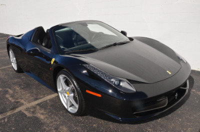 Used 2013 Ferrari 458 Spider Used 2013 Ferrari 458 Spider for sale $199,900 at Cauley Ferrari in West Bloomfield MI 75