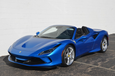 New 2021 Ferrari F8 Spider New 2021 Ferrari F8 Spider for sale Call for price at Cauley Ferrari in West Bloomfield MI 10