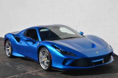 New 2021 Ferrari F8 Spider New 2021 Ferrari F8 Spider for sale Call for price at Cauley Ferrari in West Bloomfield MI 17
