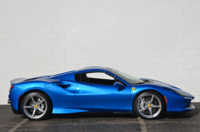 New 2021 Ferrari F8 Spider New 2021 Ferrari F8 Spider for sale Call for price at Cauley Ferrari in West Bloomfield MI 18