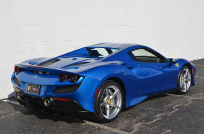 New 2021 Ferrari F8 Spider New 2021 Ferrari F8 Spider for sale Call for price at Cauley Ferrari in West Bloomfield MI 19