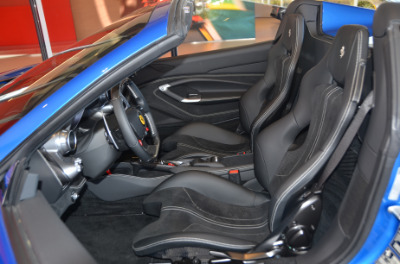 New 2021 Ferrari F8 Spider New 2021 Ferrari F8 Spider for sale Call for price at Cauley Ferrari in West Bloomfield MI 2