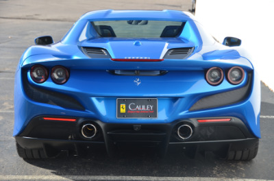 New 2021 Ferrari F8 Spider New 2021 Ferrari F8 Spider for sale Call for price at Cauley Ferrari in West Bloomfield MI 20