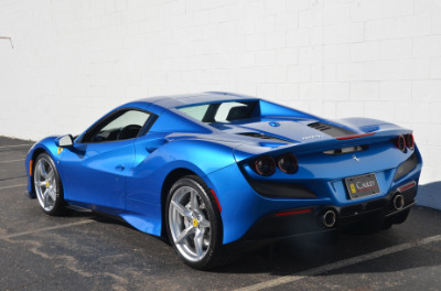 New 2021 Ferrari F8 Spider New 2021 Ferrari F8 Spider for sale Call for price at Cauley Ferrari in West Bloomfield MI 21