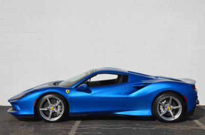 New 2021 Ferrari F8 Spider New 2021 Ferrari F8 Spider for sale Call for price at Cauley Ferrari in West Bloomfield MI 22