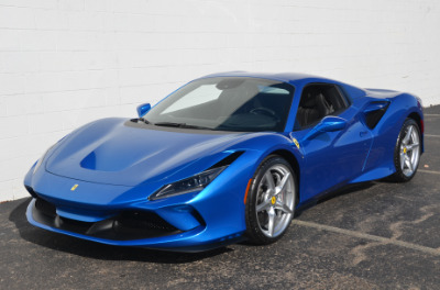 New 2021 Ferrari F8 Spider New 2021 Ferrari F8 Spider for sale Call for price at Cauley Ferrari in West Bloomfield MI 23