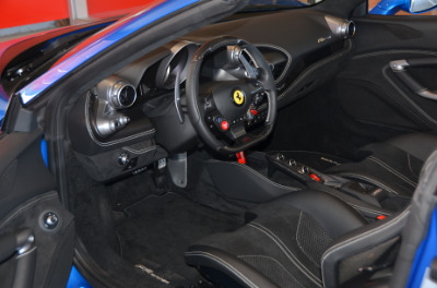 New 2021 Ferrari F8 Spider New 2021 Ferrari F8 Spider for sale Call for price at Cauley Ferrari in West Bloomfield MI 29