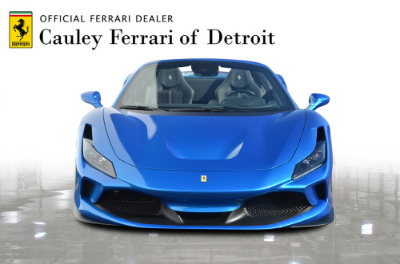 New 2021 Ferrari F8 Spider New 2021 Ferrari F8 Spider for sale Call for price at Cauley Ferrari in West Bloomfield MI 3