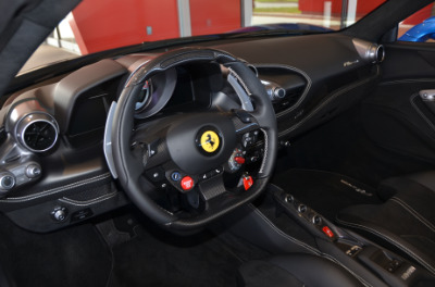 New 2021 Ferrari F8 Spider New 2021 Ferrari F8 Spider for sale Call for price at Cauley Ferrari in West Bloomfield MI 40