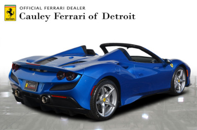 New 2021 Ferrari F8 Spider New 2021 Ferrari F8 Spider for sale Call for price at Cauley Ferrari in West Bloomfield MI 6