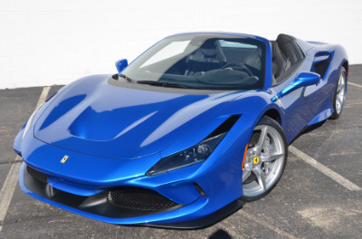 New 2021 Ferrari F8 Spider New 2021 Ferrari F8 Spider for sale Call for price at Cauley Ferrari in West Bloomfield MI 61