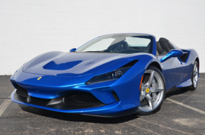New 2021 Ferrari F8 Spider New 2021 Ferrari F8 Spider for sale Call for price at Cauley Ferrari in West Bloomfield MI 62
