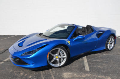 New 2021 Ferrari F8 Spider New 2021 Ferrari F8 Spider for sale Call for price at Cauley Ferrari in West Bloomfield MI 63