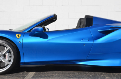 New 2021 Ferrari F8 Spider New 2021 Ferrari F8 Spider for sale Call for price at Cauley Ferrari in West Bloomfield MI 67