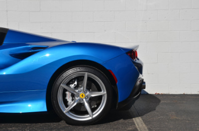New 2021 Ferrari F8 Spider New 2021 Ferrari F8 Spider for sale Call for price at Cauley Ferrari in West Bloomfield MI 68