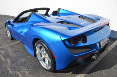 New 2021 Ferrari F8 Spider New 2021 Ferrari F8 Spider for sale Call for price at Cauley Ferrari in West Bloomfield MI 74