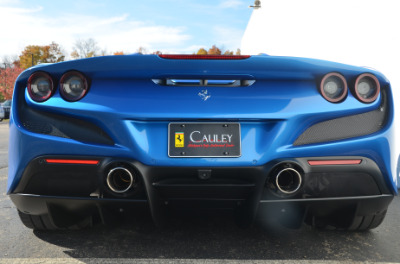 New 2021 Ferrari F8 Spider New 2021 Ferrari F8 Spider for sale Call for price at Cauley Ferrari in West Bloomfield MI 76