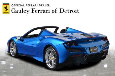 New 2021 Ferrari F8 Spider New 2021 Ferrari F8 Spider for sale Call for price at Cauley Ferrari in West Bloomfield MI 8