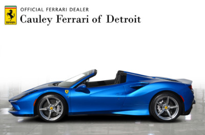 New 2021 Ferrari F8 Spider New 2021 Ferrari F8 Spider for sale Call for price at Cauley Ferrari in West Bloomfield MI 9