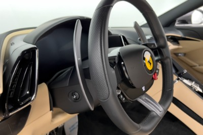 New 2021 Ferrari Roma New 2021 Ferrari Roma for sale Call for price at Cauley Ferrari in West Bloomfield MI 31