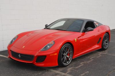 Used 2011 Ferrari 599 GTO Used 2011 Ferrari 599 GTO for sale Sold at Cauley Ferrari in West Bloomfield MI 10