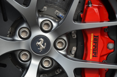Used 2011 Ferrari 599 GTO Used 2011 Ferrari 599 GTO for sale Sold at Cauley Ferrari in West Bloomfield MI 11