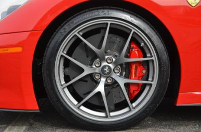 Used 2011 Ferrari 599 GTO Used 2011 Ferrari 599 GTO for sale Sold at Cauley Ferrari in West Bloomfield MI 12
