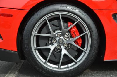 Used 2011 Ferrari 599 GTO Used 2011 Ferrari 599 GTO for sale Sold at Cauley Ferrari in West Bloomfield MI 15
