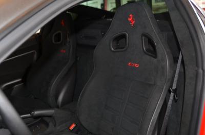 Used 2011 Ferrari 599 GTO Used 2011 Ferrari 599 GTO for sale Sold at Cauley Ferrari in West Bloomfield MI 22