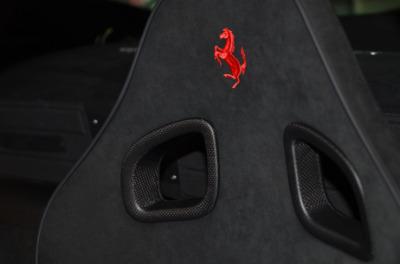 Used 2011 Ferrari 599 GTO Used 2011 Ferrari 599 GTO for sale Sold at Cauley Ferrari in West Bloomfield MI 23