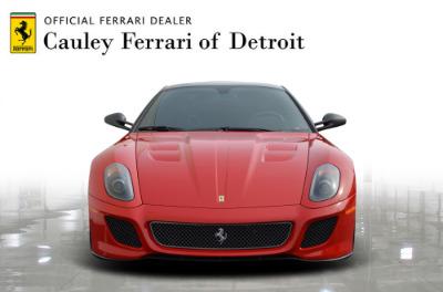 Used 2011 Ferrari 599 GTO Used 2011 Ferrari 599 GTO for sale Sold at Cauley Ferrari in West Bloomfield MI 3