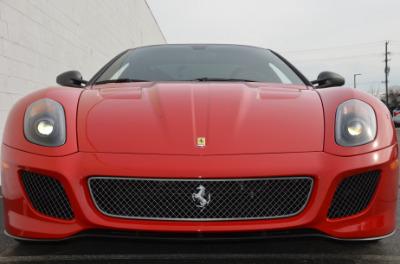 Used 2011 Ferrari 599 GTO Used 2011 Ferrari 599 GTO for sale Sold at Cauley Ferrari in West Bloomfield MI 42