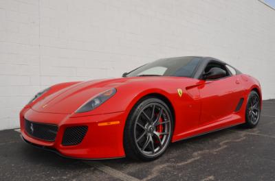 Used 2011 Ferrari 599 GTO Used 2011 Ferrari 599 GTO for sale Sold at Cauley Ferrari in West Bloomfield MI 44