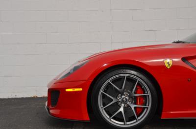 Used 2011 Ferrari 599 GTO Used 2011 Ferrari 599 GTO for sale Sold at Cauley Ferrari in West Bloomfield MI 45