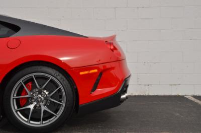 Used 2011 Ferrari 599 GTO Used 2011 Ferrari 599 GTO for sale Sold at Cauley Ferrari in West Bloomfield MI 46