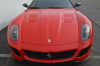 Used 2011 Ferrari 599 GTO Used 2011 Ferrari 599 GTO for sale Sold at Cauley Ferrari in West Bloomfield MI 52
