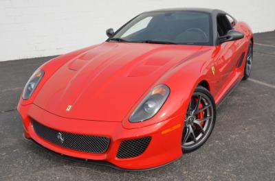 Used 2011 Ferrari 599 GTO Used 2011 Ferrari 599 GTO for sale Sold at Cauley Ferrari in West Bloomfield MI 59