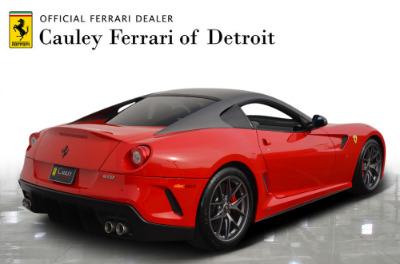 Used 2011 Ferrari 599 GTO Used 2011 Ferrari 599 GTO for sale Sold at Cauley Ferrari in West Bloomfield MI 6