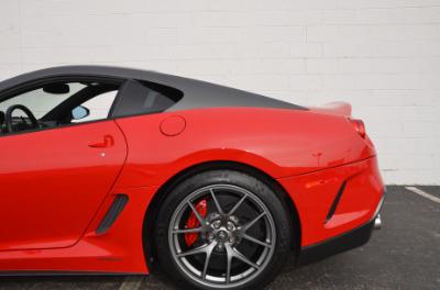 Used 2011 Ferrari 599 GTO Used 2011 Ferrari 599 GTO for sale Sold at Cauley Ferrari in West Bloomfield MI 60
