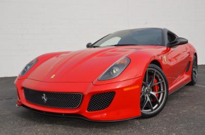 Used 2011 Ferrari 599 GTO Used 2011 Ferrari 599 GTO for sale Sold at Cauley Ferrari in West Bloomfield MI 61