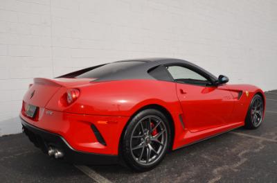 Used 2011 Ferrari 599 GTO Used 2011 Ferrari 599 GTO for sale Sold at Cauley Ferrari in West Bloomfield MI 65
