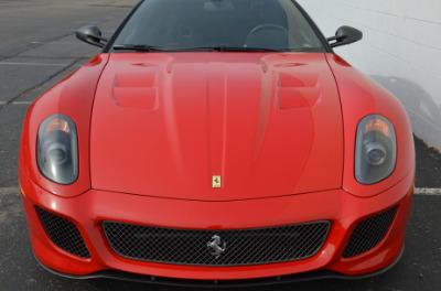 Used 2011 Ferrari 599 GTO Used 2011 Ferrari 599 GTO for sale Sold at Cauley Ferrari in West Bloomfield MI 67